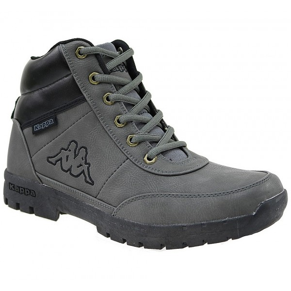 Мъжки боти Kappa Bright Mid Light, Grey
