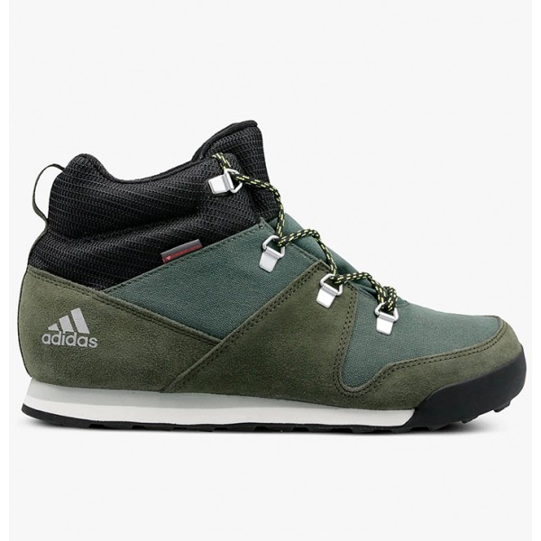 Детски боти Adidas CW Snowpitch, Green