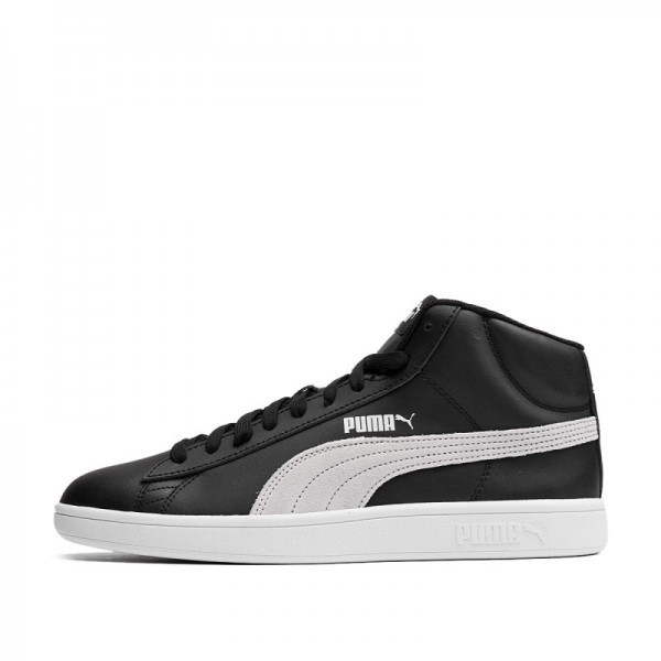 Мъжки кецове Puma Smash v2 Mid Leather, Bl