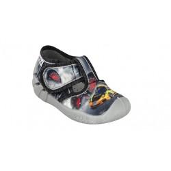 Детски пантофи ARS Infant, Grey/YellowCar