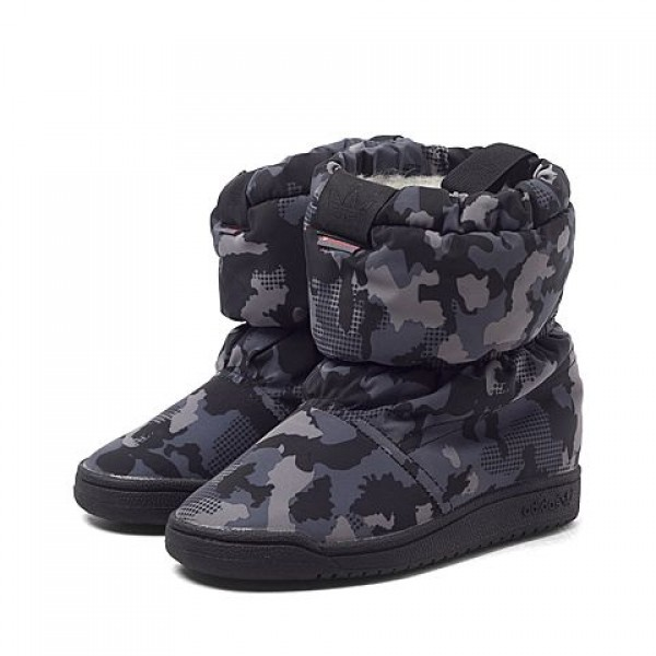 Детски апрески Adidas Slip On, Infant, Black/Camo