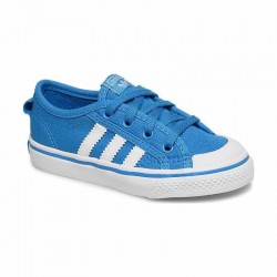 Детски кецове Adidas Originals Nizza I, Blue/White