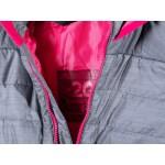 Детско яке Adidas ND Lofty Hoody, Primaloft, Grey
