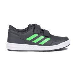 Детски маратонки Adidas AltaSport, Kids, Charcoal/Green