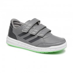 Детски маратонки Adidas AltaSport, Kids, Grey/Green