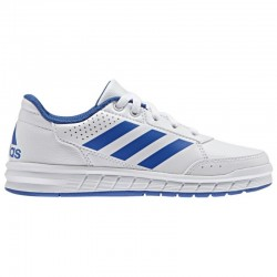 Детски маратонки Adidas AltaSport, Junior, White/Blue