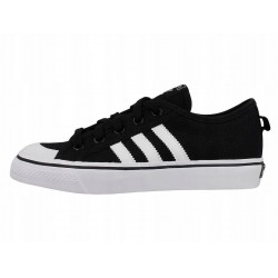 Детски кецове Adidas Originals Nizza, Black/White