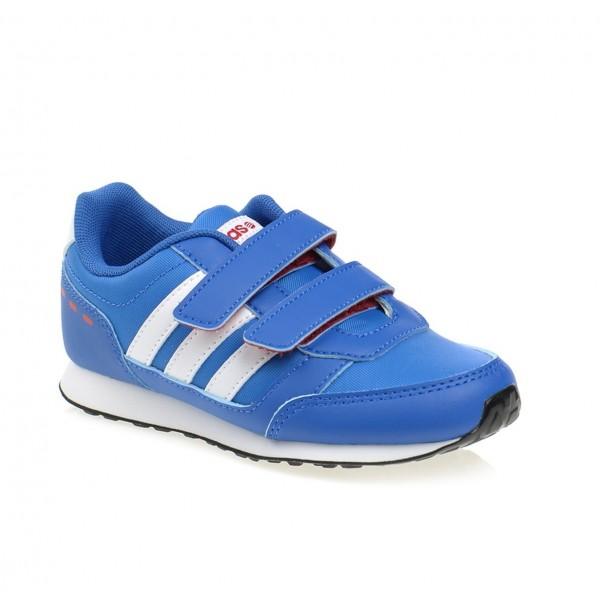 Детски маратонки Adidas Swich VS, Blue/White