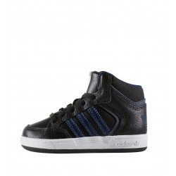 Детски кецове Adidas Varial Mid, Infant, Black/Blue
