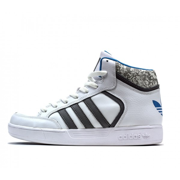 Детски кецове Adidas Varial Mid, Kids, White/Grey