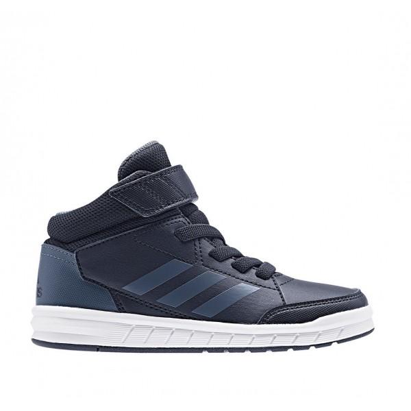 Детски кецове Adidas AltaSport MId, K, Navy