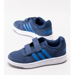 Детски маратонки Adidas Hoops, K, Navy/Blue