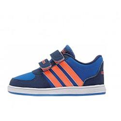 Детски маратонки Adidas Hoops, Infant, Blue/Orange