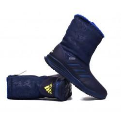Детски ботуши Adidas RapidaSnow K, Navy