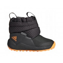 Детски боти Adidas RapidaSnow I, Grey/Orange