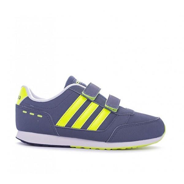 Детски маратонки Adidas Swich VS, Grey/Neon