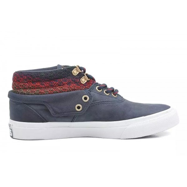 Детски кецове Converse SkidGrip, Navy, Leather