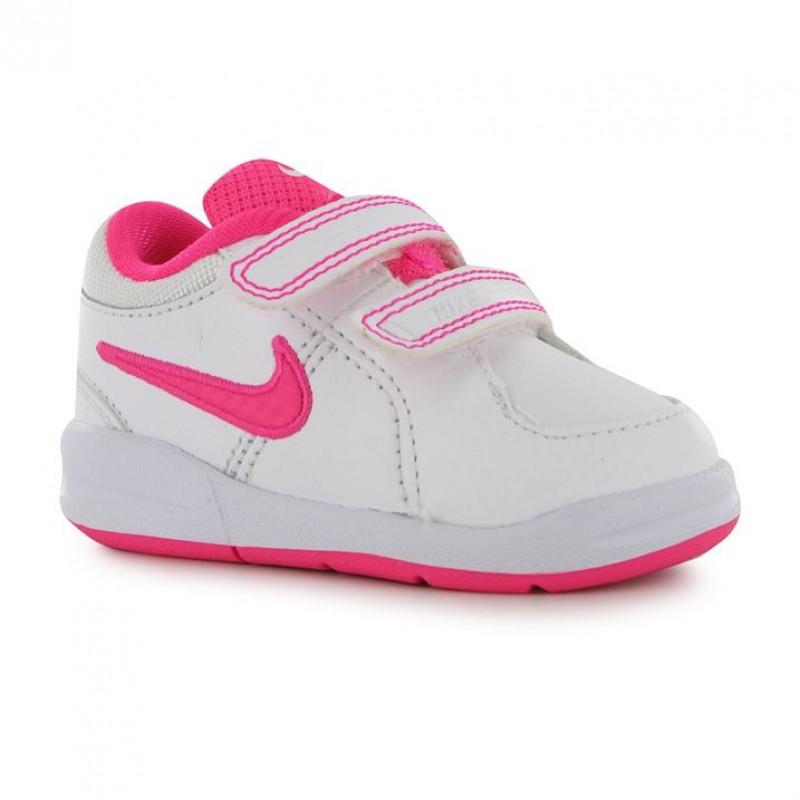 c60b3f3d92d Детски маратонки Nike Pico, White/Pink, Leather