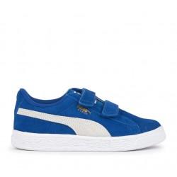 Детски кецове Puma Suede Blue, Leather