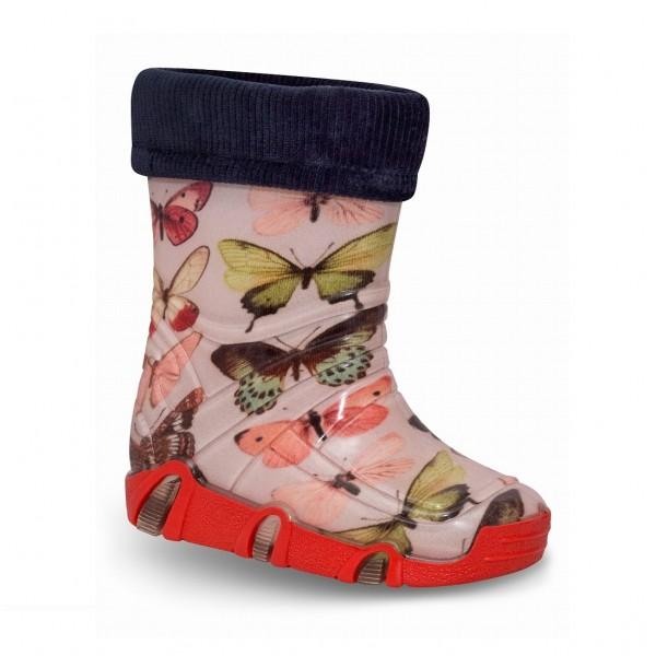 Детски гумени ботуши Zetpol, Butterflies