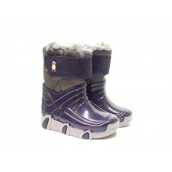 Детски апрески Zetpol Winter, Kids, Navy/Grey