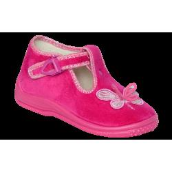 Детски пантофи Zetpol Infant, Dorota, Pink