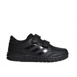 Детски маратонки Adidas AltaSport J, Black/Black
