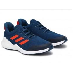 Детски маратонки Adidas FortaRun Hickies, Navy, силиконови закопчалки