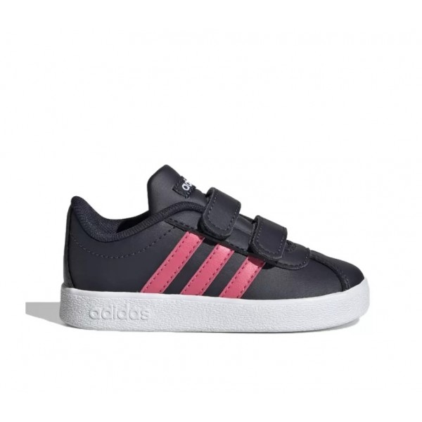 Детски маратонки Adidas VL Court, Infant, Navy/Pink
