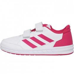 Детски маратонки Adidas AltaSport, Kids, White/Pink
