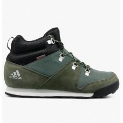 Детски боти Adidas CW Snowpitch, Green
