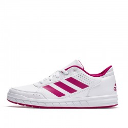 Детски маратонки Adidas AltaSport, Junior, White/Pink