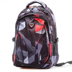 Раница BAG 182-05 Red ripstop